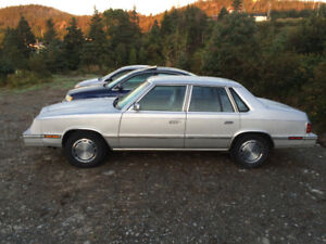 1984 Plymouth Other CARAVELLE SE Sedan