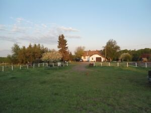 ACREAGE NEAR RED DEER