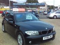 BMW 1 Series 1.6 116i SE Hatchback 5d 1596cc