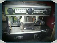 La Spaziale tall cup industrial coffee machine