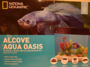 National Geographic Fish Tank