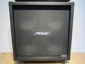 Peavey 5150 412B (Échange Possible)