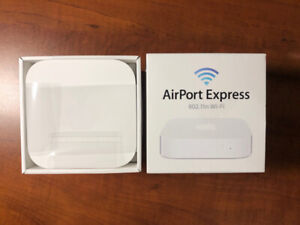 Apple AirPort Express in Mint Conditions