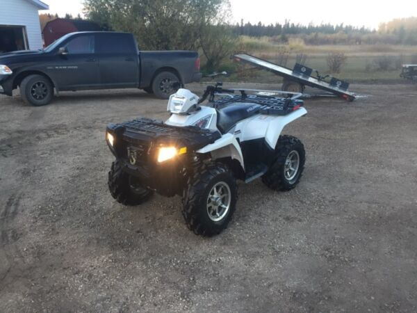 Used 2008 Polaris Sportsman 500 HO EFI