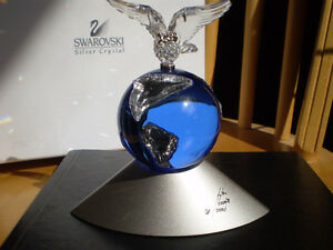 "Swarovski Crystal Figurine-"" Planet Vision Limited Edition 2000"" Kitchener / Waterloo Kitchener Area image 9"