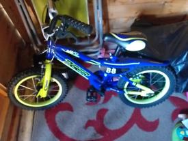 Kids bike nd bmx