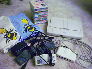 PC Engine Duo - R with Extras !