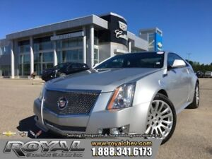 2011 Cadillac CTS Coupe Premium  RARE CTS COUPE LOADED!!
