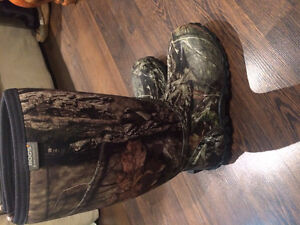 Bogs Rubber Hunting Boots