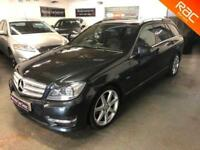 Mercedes-Benz C Class 2.1TD (201bhp) C250 CDI Sport BlueEFFICIENCY Estate 5d 214