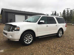 2011 Ford Expedition Limited.      Max SUV, Crossover