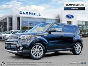 2017 Kia Soul EX ONLY 13,000 KMS---LIKE NEW