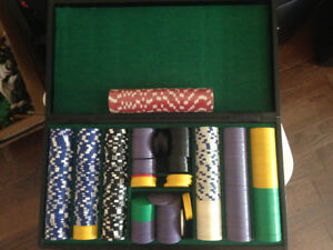Poker Accessories (Poker Chips, Cases, Cards etc)