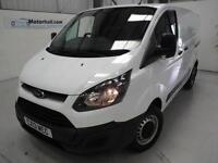 Ford Transit Custom 2.2 TDCI 290 L1H1 + FSH + JUST SVS + 1 OWNER