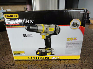 Stanley 20 V  Hammerdrill Kit