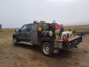 Ford F450 Welding Truck