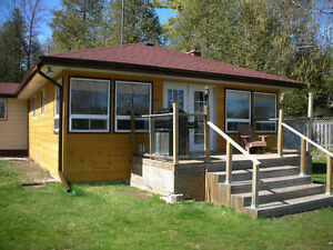 4 bedroom on Katchewanooka Lake for rent