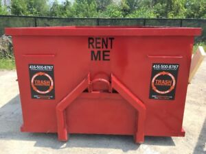 FANTASTIC FRIDAY BIN RENTAL SALE TODAY $149