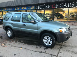 2007 Ford Escape XLS SUV,  167km only