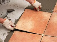 professional tiler, plasterer & decorator Central London