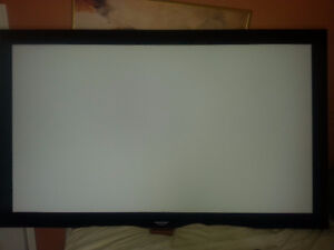 GRANDVIEW projection screen for projection TV