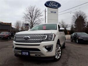 """2018 Ford Expedition Platinum Max*22"""" Wheels, Power Boards*"""