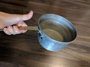 Aluminum Pot - $5 Great for camping