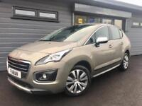 2014 Peugeot 3008 Crossover 1.6HDi Active **Diesel - FSH - MPV**