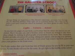 The Haunted School vintage start your own Adventure Kitchener / Waterloo Kitchener Area image 3