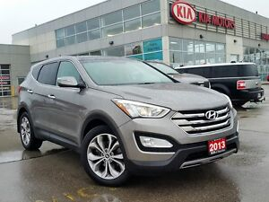 2013 Hyundai Santa Fe PREMIUM 2.0T | AWD | SUNROOF | LEATHER