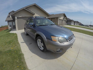 2005 Subaru Outback 3.0R VDC Limited Wagon AWD Hatchback