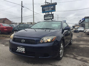 *CERTIFIED*NAVIGATION*2008 Scion tC TC Coupe (2 door)