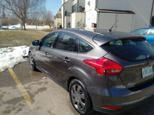 Not Your Grandmothers 2015 Ford Focus Hatchback warranty manual