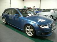 Audi A4 Avant 2.0TDi ( 170ps ) quattro 2009MY Executive S Line