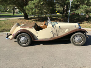 1952 MG Other (MIGI) Convertible