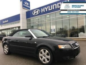 2006 Audi A4 3.0 QUATTRO   CONVERTIBLE   AS-IS