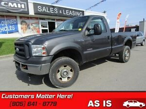 2006 Ford F-350 Super Duty XL  AS TRADED *UNCERTIFIED*