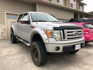 2009 lifted f150