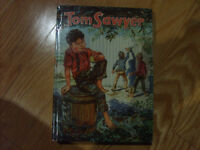 The Adventures of Tom Sawyer book 1955