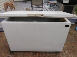 freezer med size