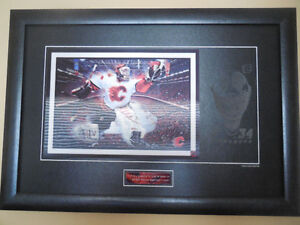 Calgary Flames Hologram picture