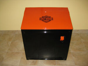 Harley Davidson Beer / Pop Cooler