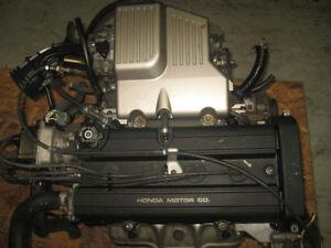 HONDA CR-V B20Z B20B 2.0L DOHC ENGINE JDM B20Z MOTOR MOTEUR