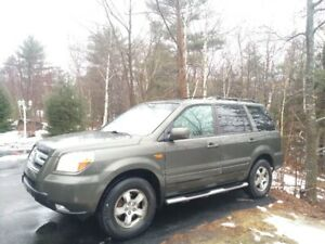 GREAT DEAL! 2006 Honda Pilot EX-L SUV leather , sunroof