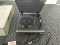 Bush mini turntable