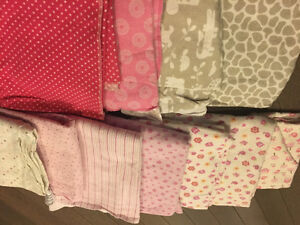 Flannel Baby Blankets