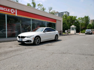 Short term lease takeover bmw 428xi with cash incentive