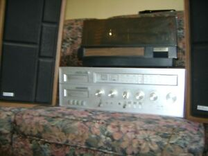 SEARS ELECTRONICS DUAL 8 TRACK -AM FM PHONO STEREO London Ontario image 2