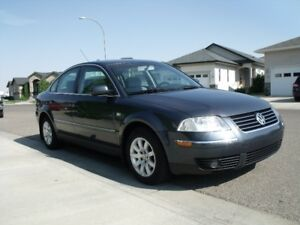 2001 Vw Passat GLS Sedan