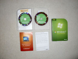 WINDOWS 7 HOME PREMIUM - UPGRADE FROM VISTA